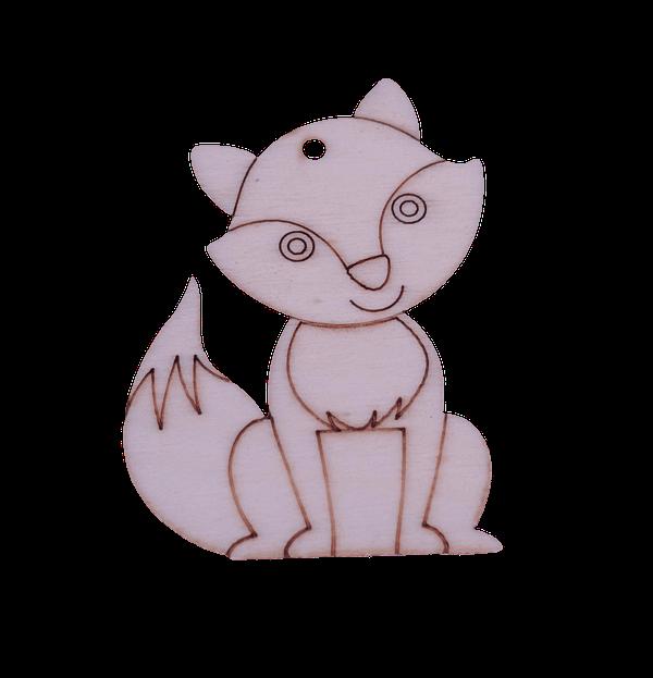 Prikupna figura lisica