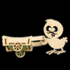 Piščanec z malo samokolnico