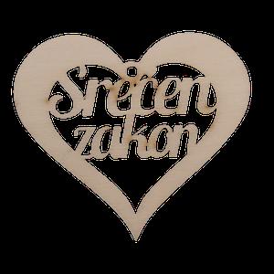 Figura srce srečen zakon